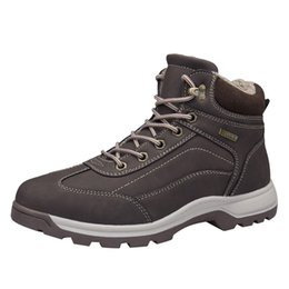 $enCountryForm.capitalKeyWord Canada - Outdoor Sports Tactical Men Boots,Hiking Shoes For Mountain,Shoes For Camping,Climbing Imported Leather Hiking Shoes