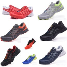 f1b4a27c3727 2019 S-Lab Sense Mens Sports Sneaker Ultra runner Soft Ground wings fashion  Running Shoes sneaker man jogging Athletic Shoes