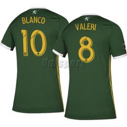 003eb3319 2019 Portland Timbers Home Away Soccer Jerseys Valeri Blanco Futbol Camisa  MLS Football Camiseta Shirt Kit Maillot