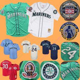 e558bafff BaseBall jerseys ken griffey online shopping - Ken Griffey Jr Jr Jersey  Cooperstown Seattle Cincinnati Mariners