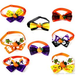 $enCountryForm.capitalKeyWord Australia - 100 pcs lot Halloween Festival Fashion Cute Dog Puppy Cat Kitten Pet Toy Kid Bow Tie Necktie Clothes Decoration Clothes