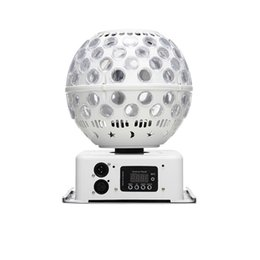 magic lantern UK - 50W LED Lantern Stage Lighting KTV DJ Bar Magic Ball Lights Remote Control Stage Lamp for Party Disco Holiday Decoration
