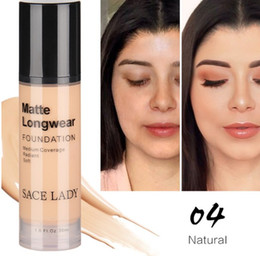 Best Face Oils Australia - Wholesale Face Foundation Makeup Pro Perfect Concealer Base Make Up For All Skin Matte Cream Oil Control Liquid Best Natural Cosmetic 30ml