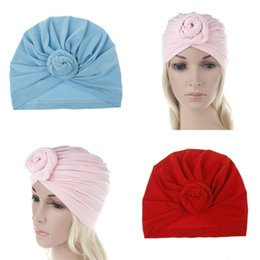 $enCountryForm.capitalKeyWord Australia - Cotton Women Headwraps Cap Autumn Winter Adult Pure Color Fashion Turban Multicolor Optional Wrinkle Hat Trial Order 7np M1 E1