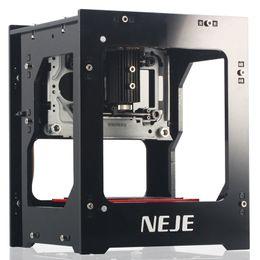 Pcb cutter online shopping - NEJE KZ mW nm AI Engraver Machine Wood Router Laser Cutting Printer Engraving Cutter