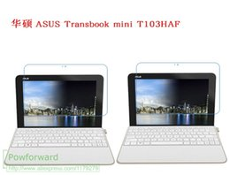 Asus desktops online shopping - 2pcs For Asus transbook Mini T103HAF T103 inch High Clear Transparent Screen Protector Soft sticker Film