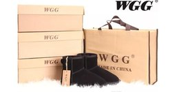 $enCountryForm.capitalKeyWord Australia - Hot Winter Snow Boots Classic WGG 5854 child adult Warm Mini Boot Christmas Ladies Minis Shoes Chestnut Chocolate Grey Black Sale