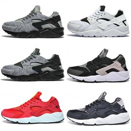 sneaker women huarache Australia - NEW Huarache running shoes white black Huraches Running trainers for men & women outdoors shoes sneakers size 36-45
