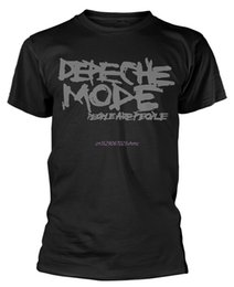 depeche mode t shirts UK - Depeche Shirt Mode 'People Are People' T-Shirt - NEW & OFFICIAL