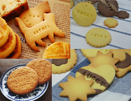 Discount cookie stamp diy High quality New 1 set 26 English Letter Cookie Tools Pianting Symbol Stamp Biscuit Cookie Cutters Embosser Cake Fondant