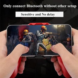 $enCountryForm.capitalKeyWord Australia - B15 Bluetooth Gamepad Game Trigger Cell Phone Fire Button Controller Handle Joystick for PUBG STG FPS Joystick Gamepad Control