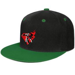 Superman flat cap online shopping - Superman logo red and black Green mens and womens trucker flat brim cap cool designer golf blank fashion baseball cute stylish original fla