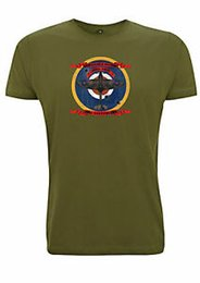 Discount target mod - Spitfire Supermarine 80th anniversary target T Shirt WW2 RAF MOD Dads Army sas