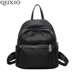$enCountryForm.capitalKeyWord Australia - New Women Backpacks Vintage South Korea Brand Design Bag Travel Casual Female Nylon High Quality Small Rucksack Zzl188