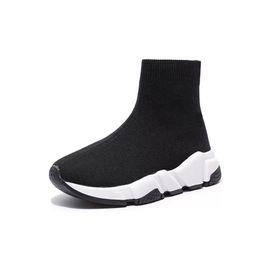 Zapatos para niños Diseñador Chaussures pour enfants Calcetines como zapatos Zapatillas Zapatillas para niños de talla juvenil Calzado para niños de calidad superior Unisex