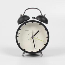 $enCountryForm.capitalKeyWord UK - Mini Cute Alarm Clock Night Light Creative Bedroom Snooze Watch Mechanical Alarm Desk Kids Bedside Moving Table Decor LZH568