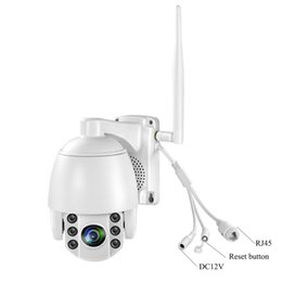 5mp cmos camera Australia - Yikacam 3G 4G SIM card 5mp ip camera wifi h.265 h.264 720P PTZ sony 1.3MP wireless IP camera 5x zoom two way audio p2p security ptz dome