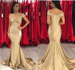Опт 2019 новое поступление вечерние платья сексуальные спинки с плеча русалка длинные ну вечеринку свадебные платья фиесты знаменитости платья