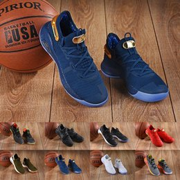 ba89343668773 Newest Stephen Curry 6 Under 6s Armour Mens Basketball Shoes Blue Golden    State Warriors Men Designer Tennis Trainers Shoes Size 40-46
