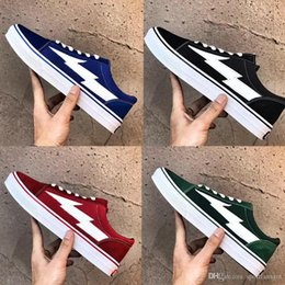 Box Brother Australia - 2019 REVENGE x STORM Shoes,Revenge of the storm! joint lightning KANYE little brother works, four color men and women shoes with box 36-44