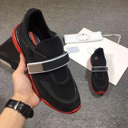 Großhandel Cloudbust Designer schuhe Hohe Qualität Neueste Mode Herren Schuhe Designer Schuhe berühmte Man Magic Tie Slip Sneaker