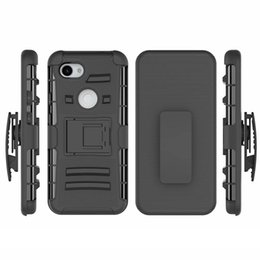 $enCountryForm.capitalKeyWord Australia - for Google Pixel 3a Shockproof Armor Belt Clip Cover For Google Pixel 3A XL Case Heavy Duty Protection cover Mobile Phone Cases