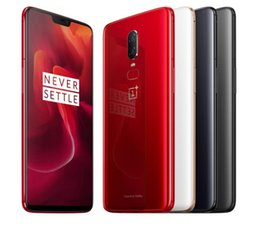 "$enCountryForm.capitalKeyWord UK - Original OnePlus 6 128GB ROM 8GB RAM Snapdragon 845 Octa Core 6.28"" Dual 20MP+16MP Android 8.1 Dash Charge Smartphone"