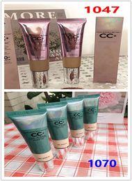Oil Oily Skin Australia - your skin but better CC+ Cream oil free matte 1047 1070 2 colors Light Medium Foundation 32ml High quality