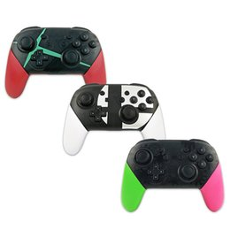 Wireless Console Controller Australia - 2019 Bluetooth Wireless Remote Controller Pro Gamepad Joypad Joystick For Nintendo Switch  Switch Pro Console Hot