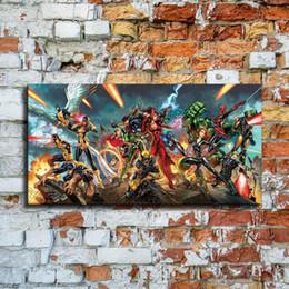 $enCountryForm.capitalKeyWord Australia - Marvel Superhero,Home Decor HD Printed Modern Art Painting on Canvas (Unframed Framed)