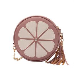 $enCountryForm.capitalKeyWord Australia - good quality 2019 Round Women Handbag Zipper Tassel Pu Leather Crossbody Women Messenger Bag Satchel Purse Shoulder Bags