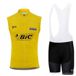 $enCountryForm.capitalKeyWord Canada - Tour de France Team BIC Men Cycling Jersey Ropa Ciclismo Mountain Bike Set sleeveless Bicycle Clothing bib Shorts Maillot hombre bicicleta