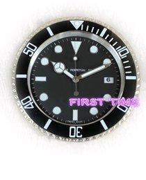 reloj de pared de la decoración del hogar moderno diseño de marca de alta calidad nueva cara luminosa de acero inoxidable calendarios FT-UB001 en venta