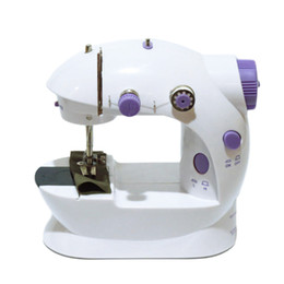 mini handheld portable sewing machine Australia - Sewing Machine Tools Portable Mini Handheld Cordless Clothes Fabric Sewing Machines