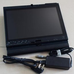 Screen For Computer Australia - car diagnostic computer thinkpad for lenovo x201 tablet i7 4g touch screen second hand laptop without hdd with battery dhl free
