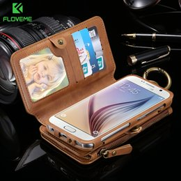 $enCountryForm.capitalKeyWord NZ - wholesale Folded Wallet Case For iPhone 7 Plus 6 6S Plus 5S PU Leather Multi Pouch Card Purse Bag For iPhone 5 X Xs Xs Max Xr Capa