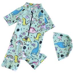 c7b46c67f2 Child Swimwear One Piece Boys Girls Swimsuits Kids Bathing Suits Baby  Swimsuit Girl Children Beach Wear Diving Swimming Suit