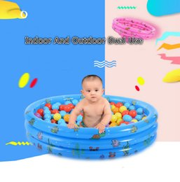 inflatable baby pool Australia - Summer Inflatable Baby Swimming Pool, Children Bathing Tub Baby Home Use Paddling Pool Inflatable Swimming Kids Inflatable Pool