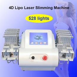 Light Liposuction online shopping - 4D lipo laser zerona machine laser liposuction machines lift body weight body slimming machine lights