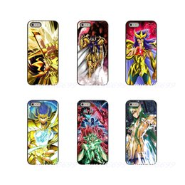 $enCountryForm.capitalKeyWord Australia - Athena Hyoga Aries Mu Scorpio Saint Seiya Art Hard Phone Case Cover For Samsung Galaxy Note 3 4 5 8 S2 S3 S4 S5 MINI S6 S7 edge S8 S9 Plus