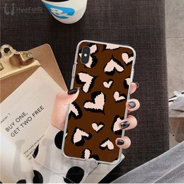 iphone pattern 2020 - 2020 Love pattern TPU Soft Phone Case for iPhone 11 pro XS MAX 8 7 6 6S Plus X 5 5S SE XR cover wholesale discount iphon