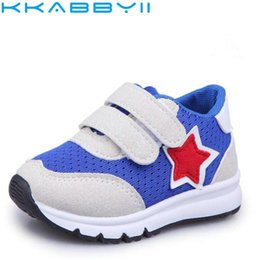 toddler sneakers UK - Spring Autumn Children Sneakers Fashion Soft Boots Toddler Girls Boys Running Casual Shoes Kids
