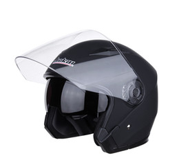 China CarBest new Full Face Flip up Modular Motorcycle Helmet DOT Approved Dual Visor Motocross Black L suppliers