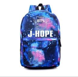 7bfecfd2f906 Bts Backpack Australia - Wholesale- Bangtan Boys BTS Backpack
