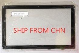 """Опт Отправка из NL или US 5PCS / LOT для Apple iMac 21,5 """"Стеклянная панель A1311 922-9117 Передняя крышка 2308 2389 Конец 2009 Середина 2010"""