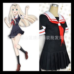 class accessories Australia - Japan Infernal Girl Cos Jk Seaman Service Day Han School Uniform Suit England Academic School Uniform Girl Student Class Clothing