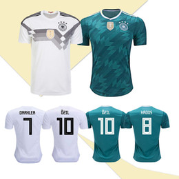germany jersey black 2019 - Germany jersey Deutschland Futball Trikot survetement Allemagne Kroos Ozil Muller Kimmich Draxler Reus Soccer jersey 201