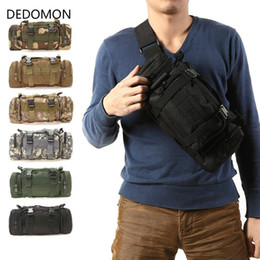 Military Day Packs Australia - 3L Outdoor Military Tactical backpack Molle Assault SLR Cameras Backpack Luggage Duffle Travel Camping Hiking Shoulder Bag