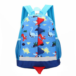 $enCountryForm.capitalKeyWord Australia - Boys Girls Casual School Bags Student Large Capacity Children Cartoon Breathable Rucksack Zipper Backpack Kindergarten Canvas