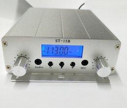 $enCountryForm.capitalKeyWord Australia - 76~113MHZ FM Transmitter Stereo LCD PLL Broadcast Radio Station BNC